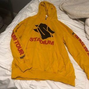 Purpose tour hoodie